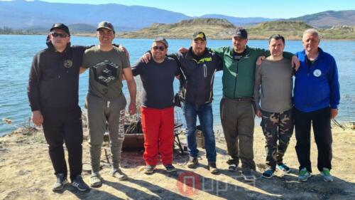 hunter fish-portamk12